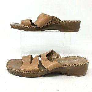 Naturalizer Slip on Slide Sandal Casual Open Toe C